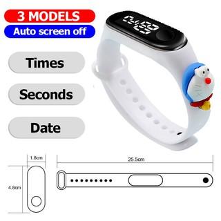 Đồng hồ Led điện tử chống nước 50m dành cho bé