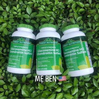 Viên bổ khơp Glucosamine Finest Nutrition 240 viên