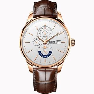 [Mã FARSBR153 giảm 15% đơn 150K] Đồng hồ nam Lobinni No.815-1