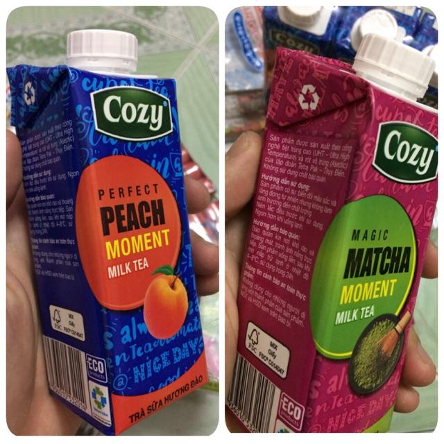 | 2 Hộp Trà Sữa | Trà sữa Cozy Pha Sẵn 225ml (2 vị) - 3139591 , 1324790593 , 322_1324790593 , 24000 , -2-Hop-Tra-Sua-Tra-sua-Cozy-Pha-San-225ml-2-vi-322_1324790593 , shopee.vn , | 2 Hộp Trà Sữa | Trà sữa Cozy Pha Sẵn 225ml (2 vị)