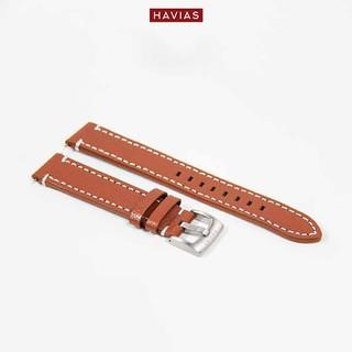 Dây đồng hồ Apple Watch HAVIAS Classy_Dây Nâu (Brown)