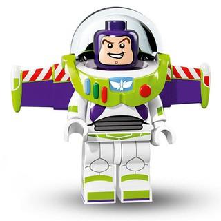 LEGO Minifigures Buzz Lightyear – Nhân Vật LEGO Disney 71012 Chính Hãng Đan Mạch