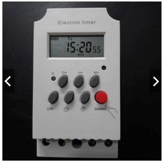 Công tắc hẹn giờ thông minh KG316T-II tắt mở tự động chuẩn công nghiệp 25A - 3519210 , 1340151606 , 322_1340151606 , 139000 , Cong-tac-hen-gio-thong-minh-KG316T-II-tat-mo-tu-dong-chuan-cong-nghiep-25A-322_1340151606 , shopee.vn , Công tắc hẹn giờ thông minh KG316T-II tắt mở tự động chuẩn công nghiệp 25A