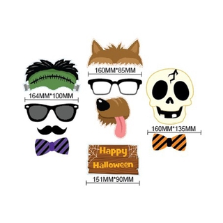 FS-35pcs Party Photo Booth Props Creative Happy Pose Sign Kit for Party Decoration