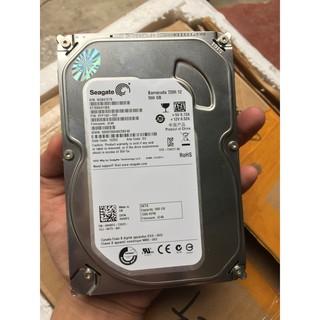 ổ cứng hdd seagate 500gb sata pc thumbnail