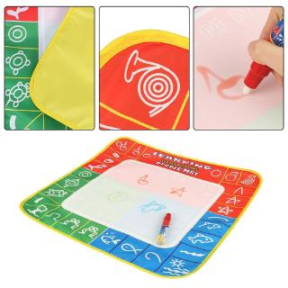 Baby Kids Water Drawing Painting Mat Learning Playing Toys Gifts Presents Reusable Colorful