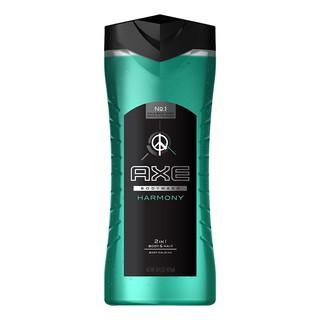 Gel tắm nam authentic Axe Shower Gel Harmony 473ml (Mỹ)