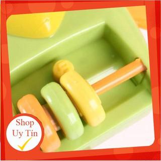 SIÊU GIẢM GIÁ Bộ đồ chơi giá đỡ treo cho em bé tập nhận biết màu sắc MỚI HOT HOT