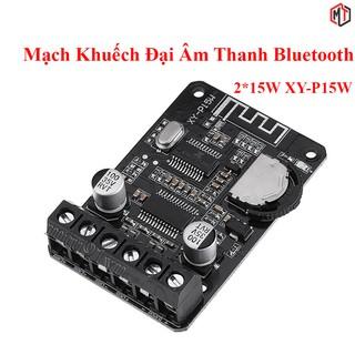 Mạch Khuếch Đại Âm Thanh Bluetooth 5.0 2*15W XY-P15W