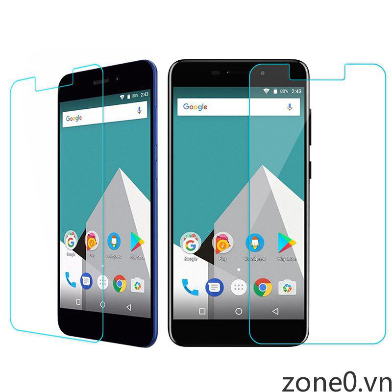 Anti-scratch Screen Protector for VERNEE M5 Tempered Glass Protective Film ZONE