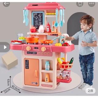 Bộ đồ chơi bếp nấu ăn cao cấp size to