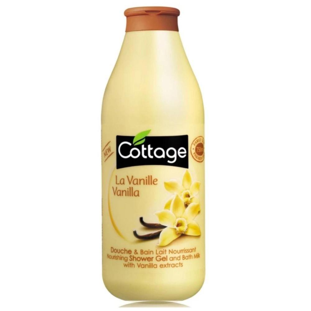 Sữa tắm Cottage Vanila 750ml - 14338250 , 435873374 , 322_435873374 , 180000 , Sua-tam-Cottage-Vanila-750ml-322_435873374 , shopee.vn , Sữa tắm Cottage Vanila 750ml