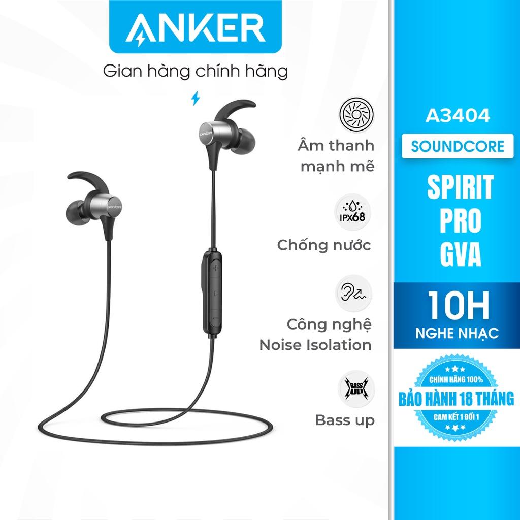 Tai nghe bluetooth SOUNDCORE Spirit Pro GVA (by Anker)