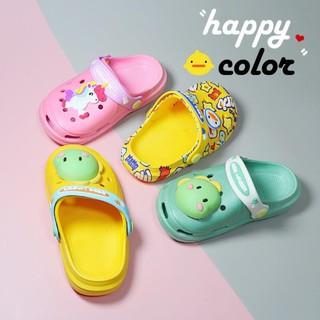 Dép Crocs Cute Cho Bé Cheerful Mario, Sục Trẻ Em Siêu Nhẹ Chống Trơn Trượt Chính Hãng Tặng Sticker thumbnail