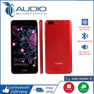 Điện thoại thông minh 2 sim 2 sóng Forme a77, cảm ứng 5 inch thông minh - phần mềm android 6.0 - pin 2200 mAh - mới 100% thumbnail