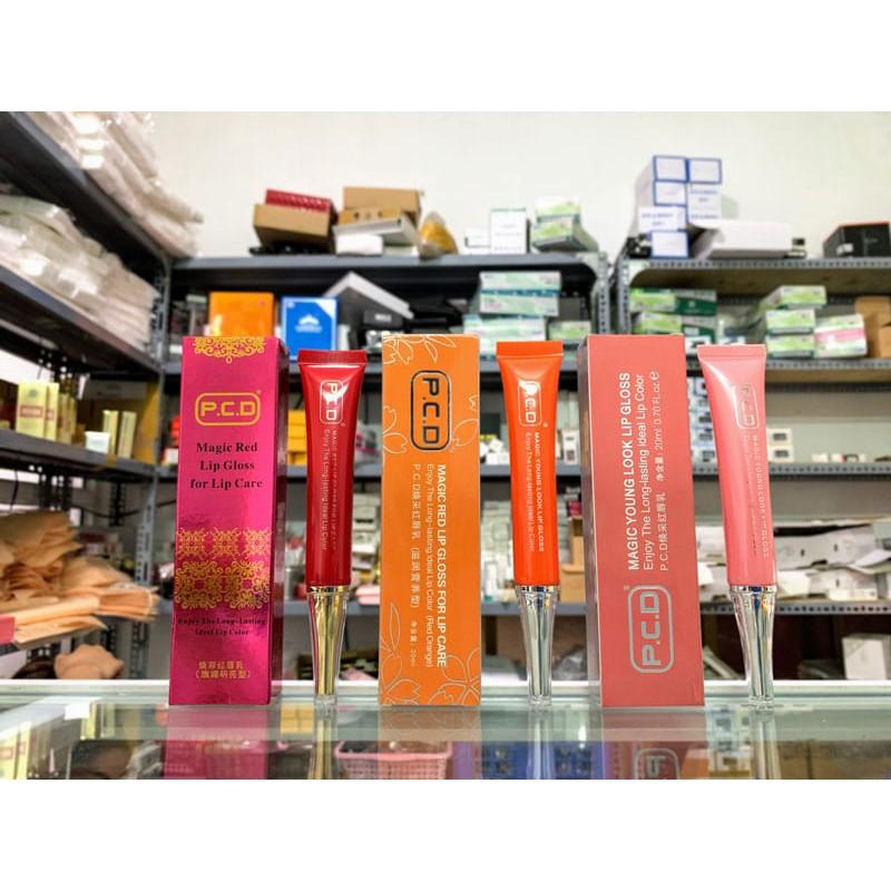 Dưỡng kích màu môi PCD - dùng cho phun xăm thẩm mỹ