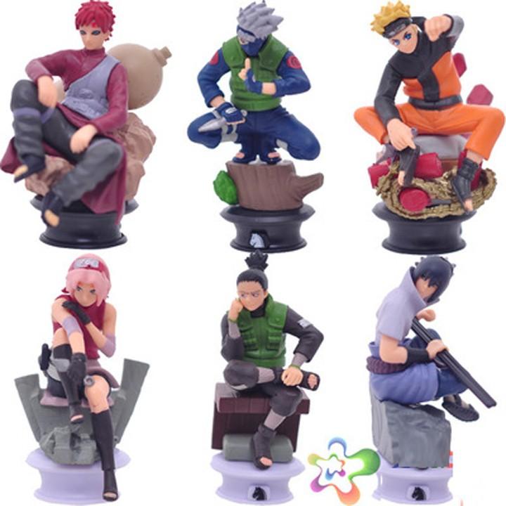 Mô hình Naruto bộ 6