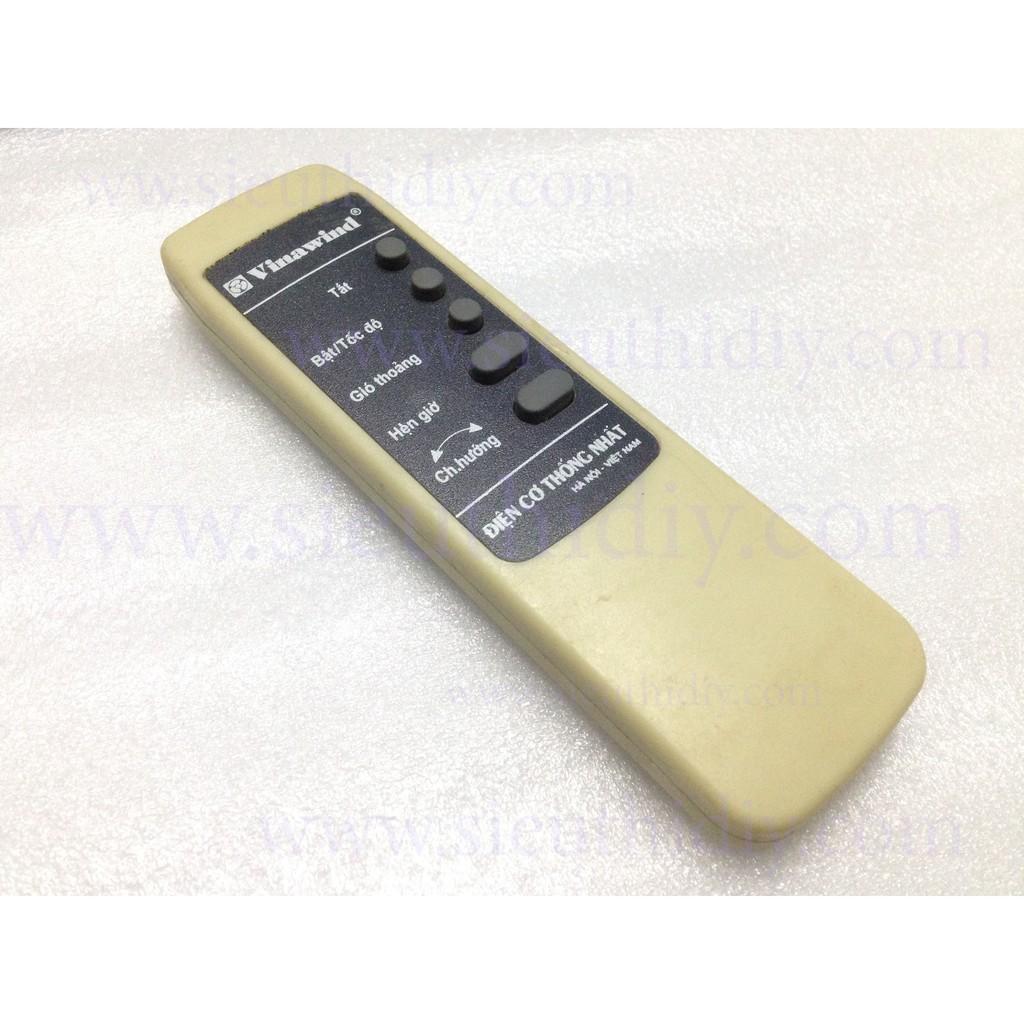 Remote tay điều khiển quạt từ xa Vinawind 2nd