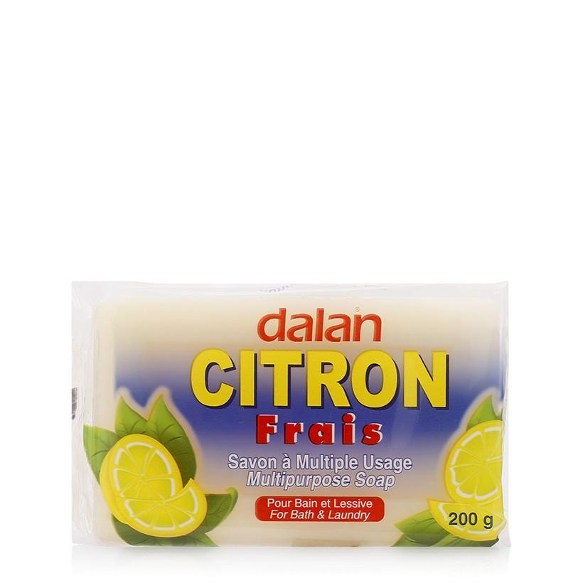 Xà phòng đa năng từ quả Thanh Yên DALAN CITRON SOAP Frais 200g