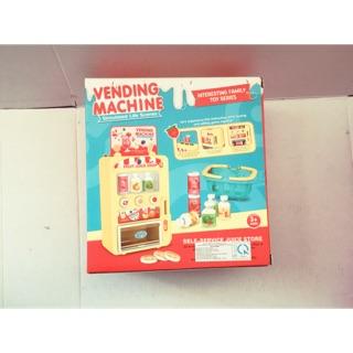 Đồ chơi trẻ em – đồ chơi máy bán nước tự động