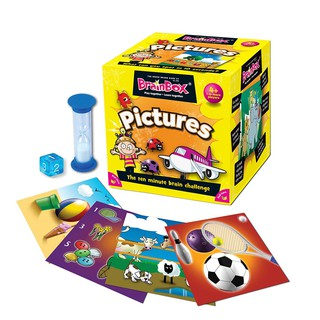Bộ đồ chơi Brain box Picture – 90010