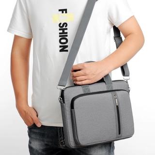 Túi chống sốc Laptop / Macbook cao cấp 13,3 14 15,6 inch ST06 II Bao Da Đựng Máy Tính Nam Nữ II