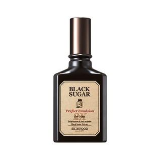 Sữa dưỡng từ đường đen SKINFOOD Black Sugar Perfect Emulsion 2X For Men 150ml thumbnail