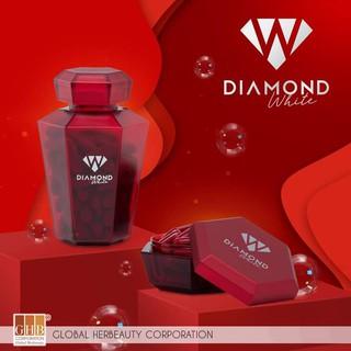 Viên Uống Trắng Da Diamond White – Ngọc Trinh BEAUTY PLUS Phiên bản MỚI 2020 – Có mã vạch – không code