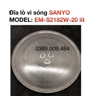Đĩa quay lò vi sóng Sanyo EM-S2182W (20 lít) thumbnail