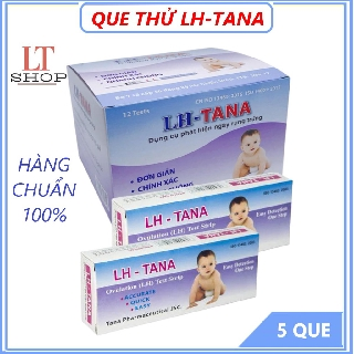 QUE THỬ RỤNG TRỨNG LH_TANA COMBO 5 QUE
