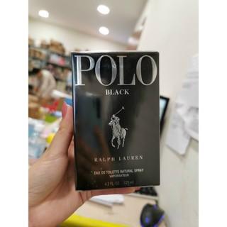 Nước hoa Ralph Lauren Polo Black 125ml EDT (chính hãng) thumbnail