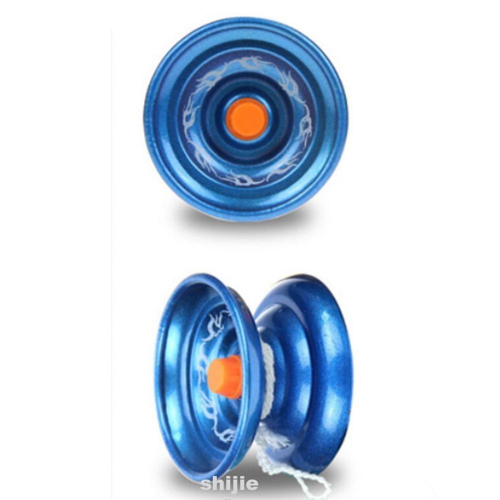Bộ Đồ Chơi Yo-yo Bằng Hợp Kim Nhôm Diy Dành Cho Học Sinh