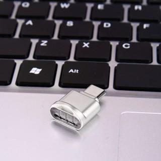 Đầu đọc thẻ nhớ mini Type C USB3.1 Micro SD TF tiện dụng