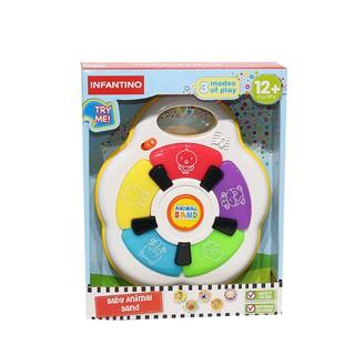 Đồ chơi trẻ em bộ âm thanh động vật infantino 5322 thumbnail