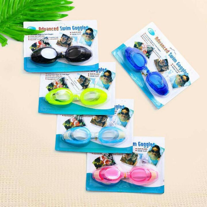 Kính Bơi Mùa Hè Cho Bé Yêu