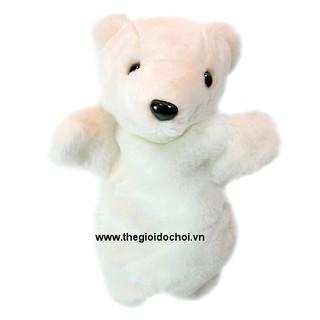 Rối tay gấu trắng