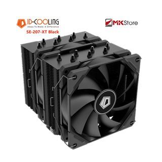 Tản nhiệt khí ID-Cooling SE-207-XT Black