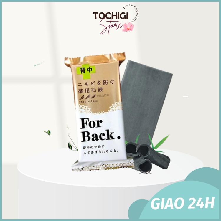 [Mã SKAMSALE10 giảm 10% đơn 200K] Xà phòng ngừa mụn lưng For Back Nhật Bản
