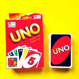 Bài Uno (108 lá) loại cơ bản – Bài Uno giá rẻ