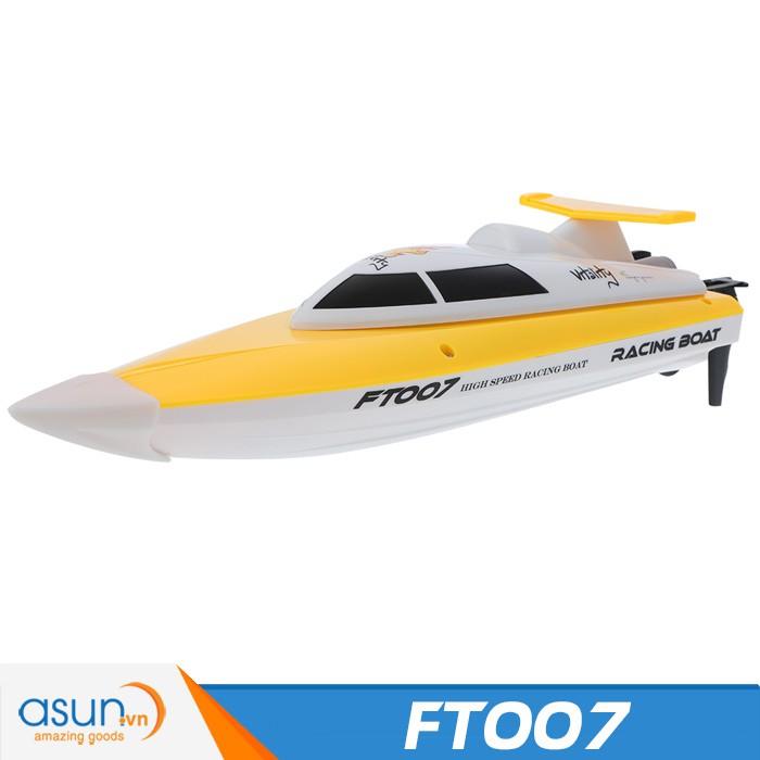 FT007 Tàu Cano điều khiển từ xa - Mới 100%