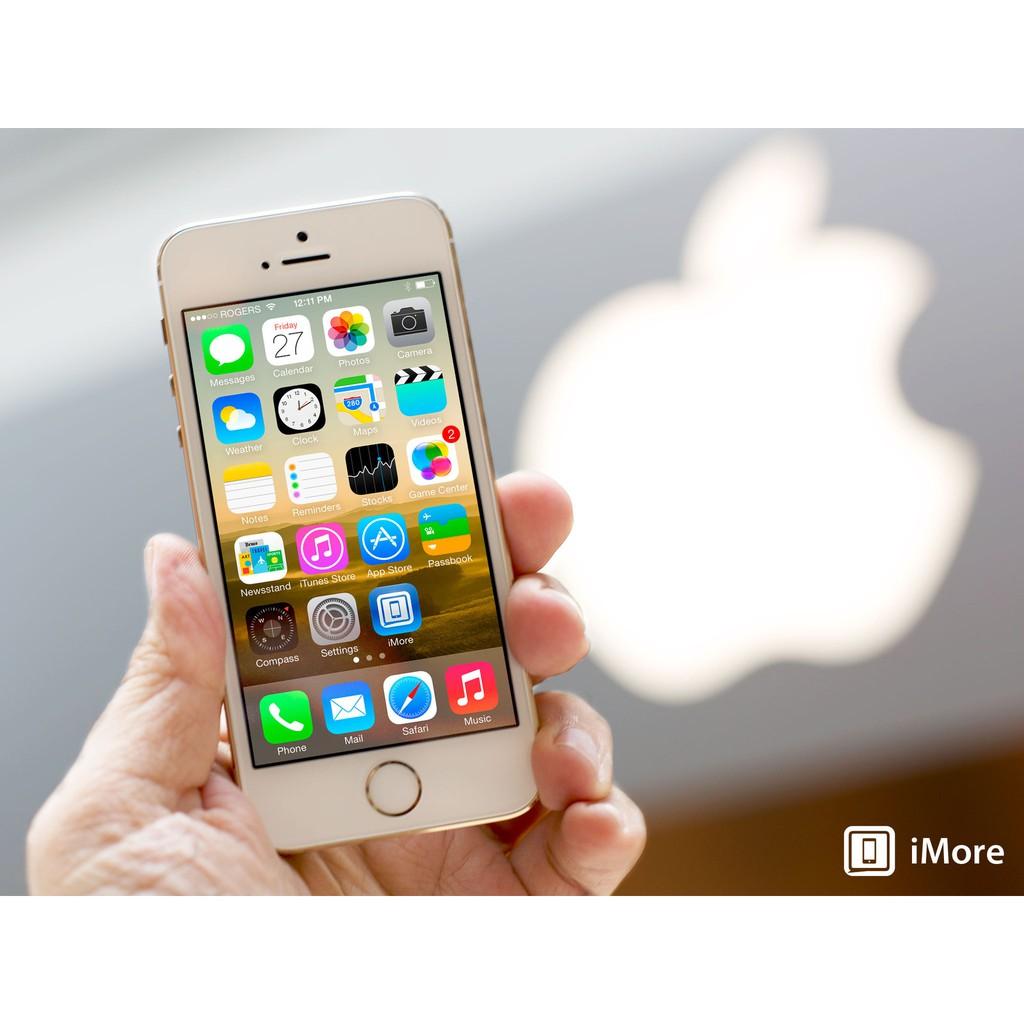 Điện thoại iPhone 5s 16GB quốc tế chính hãng