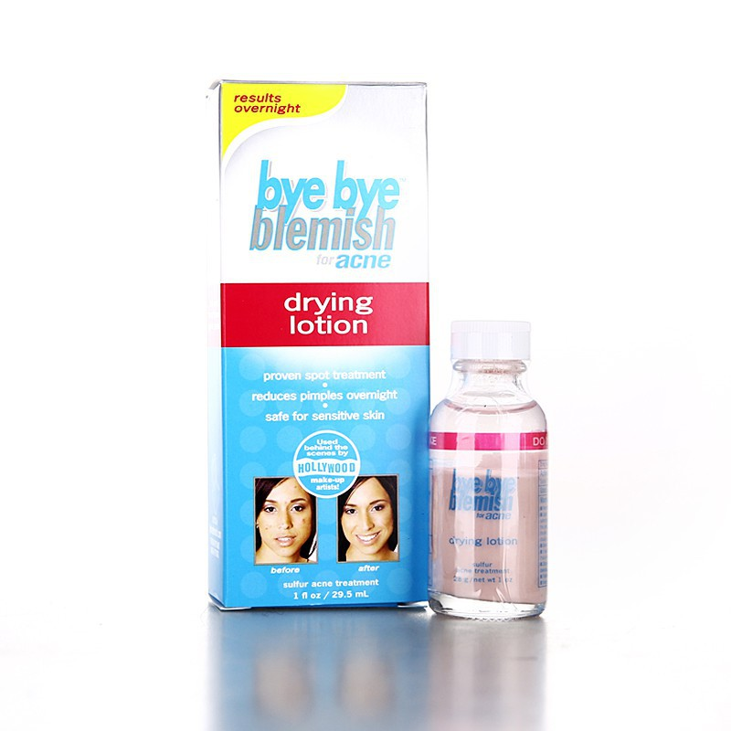 [Có sẵn]Lotion chấm mụn Byebye Blemish