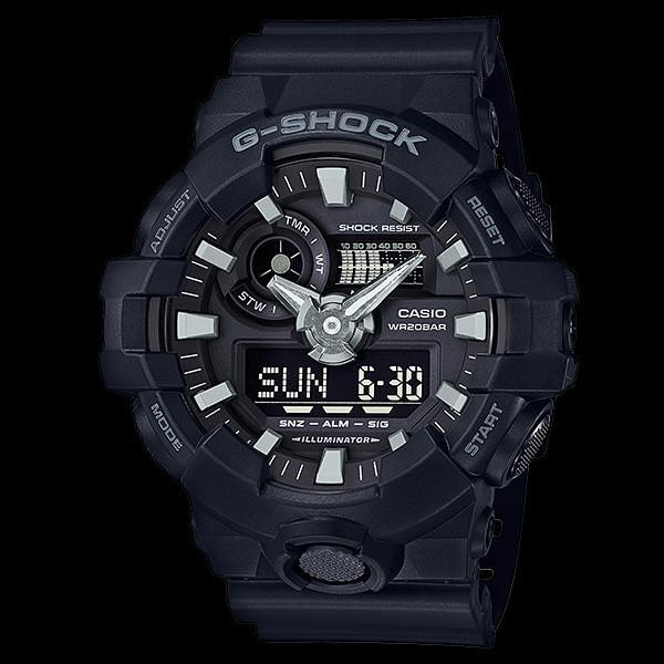 แท้ Casio GA-700 G-Shock GA-700-1B GA-700-2A  GA-700-4A GA-700-7A ประก