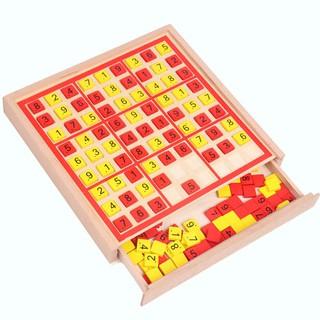 Bộ đồ chơi Sudoku luyện trí thông minh