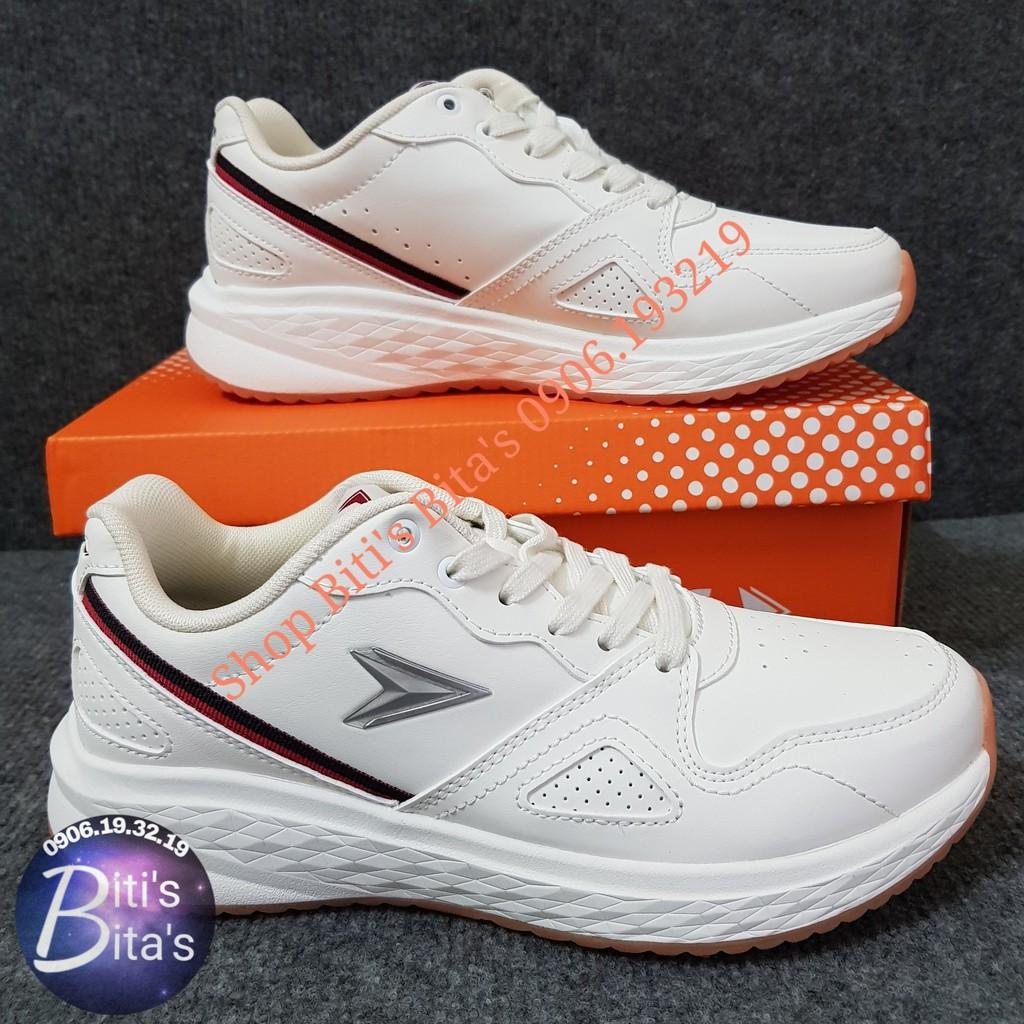 Giày nữ Biti's Hunter Retro Core DSWH00800 - kem và trắng