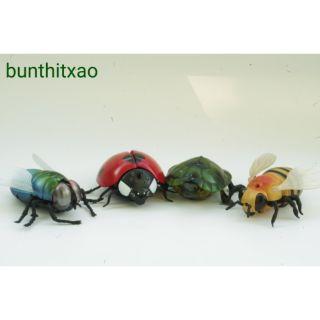 Tổng hợp Côn trùng điều khiển :Ong , ruồi ,Rùa ,gián, bọ xít, bo cánh cứng, nhện