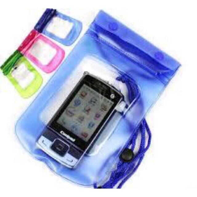 Túi chống nước điện thoại trơn