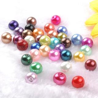 500 Hạt Ngọc Trai Nhân Tạo nhiều màu, Kích Thước 3mm