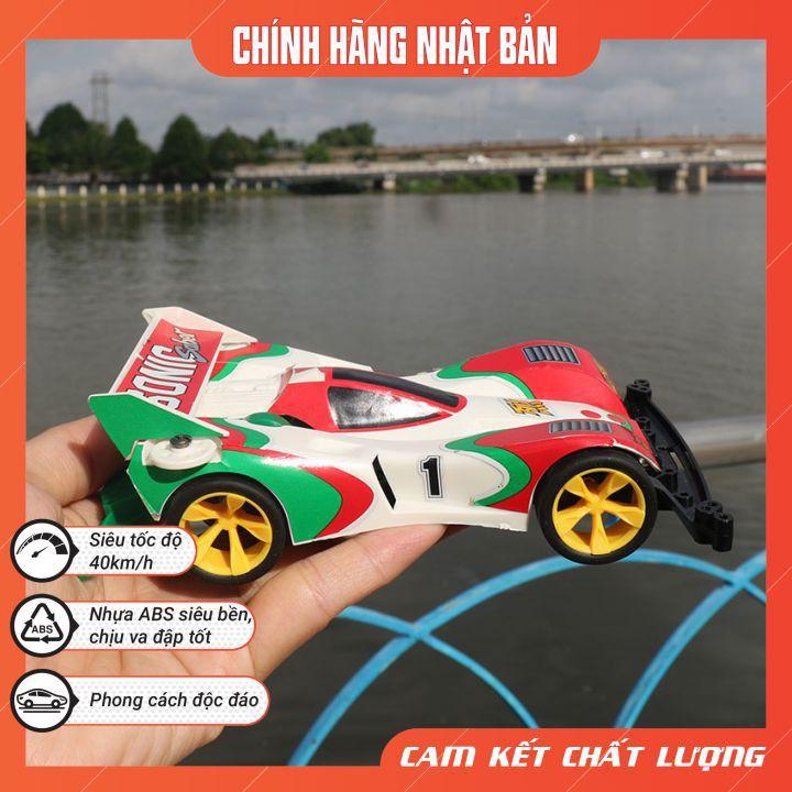 Đồ chơi ⚡SIÊU BỀN⚡ Xe đồ chơi trẻ em - Sonic Saber Super-II - Siêu tốc độ, lên tới 40km/h...