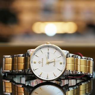 Đồng hồ nam sunrise DM747SWC chính hãng full box sapphire chống xước , chống nước, bảo hành 3 năm